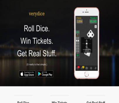 Get 30 free verydice rolls!