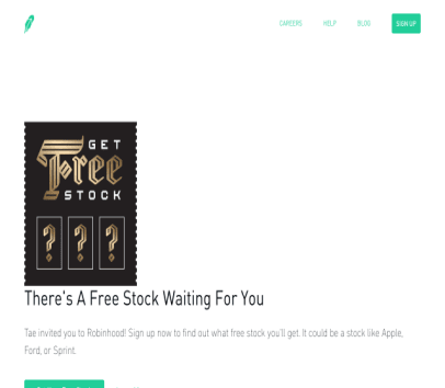 The Only Guide to Robinhood Referral Code