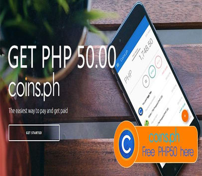 Coins Ph Refer A Friend Program Claim Your 50 Php Reward Buy And -
