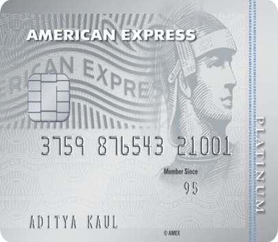 Get an American Express credit card for free