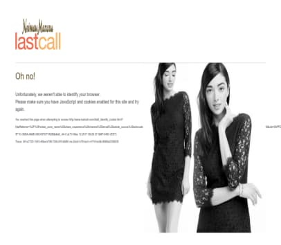 GET $10 OFF YOUR NEIMAN MARCUS LAST CALL PURCHASE