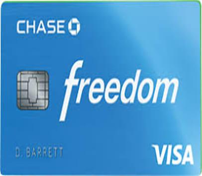 Chase Freedom $150 bonus