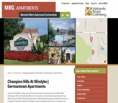 Get $100.0 if you signup using my referral at Champion Hills At Windyke Memphis, Tennessee