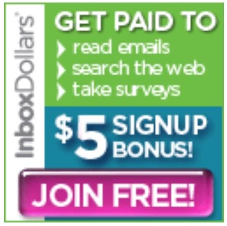 InboxDollars Refer a Friend Program - Get $5 Signup Bonus at