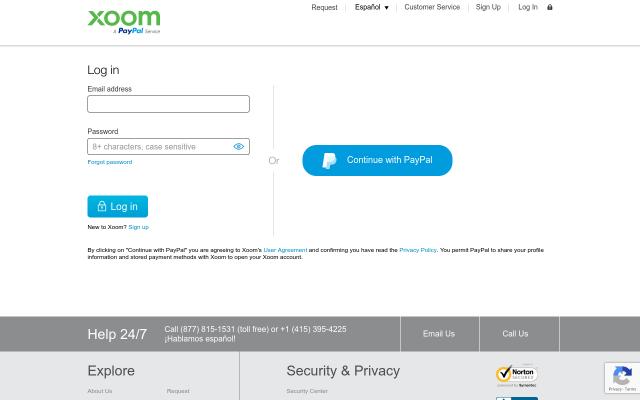 Xoom Refer a Friend Program - Get $20 Amazon eGift Card