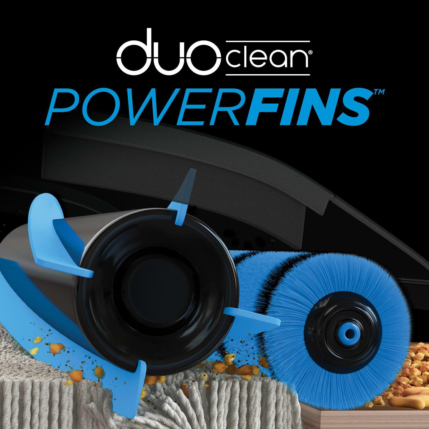 DuoClean® PowerFins