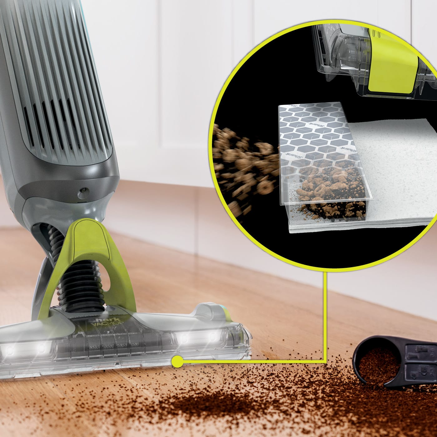 Vacuums with powerful suction