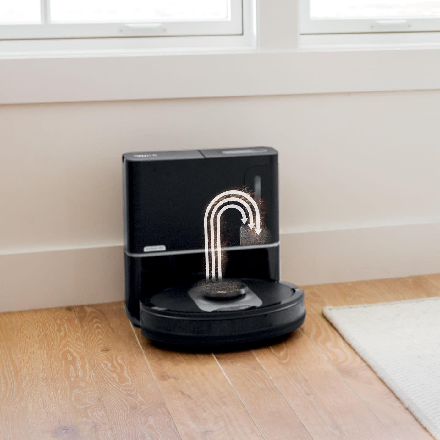 Self-Empty Vacuuming