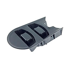 Dual On Board Accessory Storage product photo Side New M