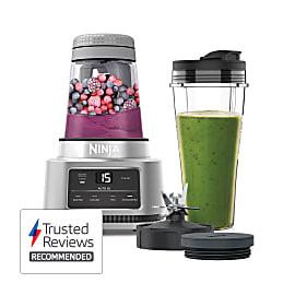 Ninja Foodi Power Nutri Blender 2-in-1 with Smart Torque & Auto-iQ 1100W - CB100UK product photo
