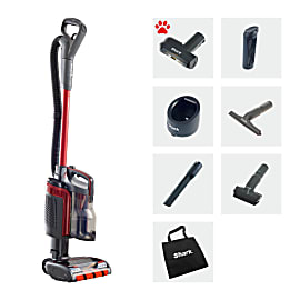 Shark Anti Hair Wrap Cordless Upright Vacuum Cleaner with Powered Lift-Away and TruePet ICZ160UKT product photo Side New M