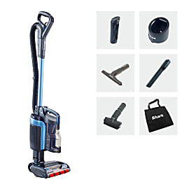 Shark Anti Hair Wrap Cordless Upright Vacuum Cleaner with Powered Lift-Away ICZ160UK product photo Side New M