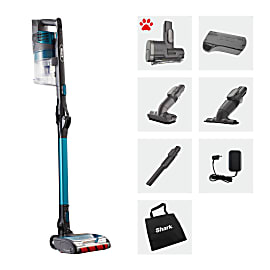 Shark Anti Hair Wrap Cordless Stick Vacuum Cleaner with Flexology and TruePet (Single Battery) IZ201UKT product photo Side New M