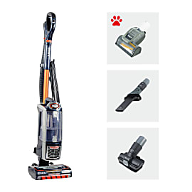 Shark Anti Hair Wrap Upright Vacuum Cleaner with Powered Lift-Away and TruePet NZ801UKT product photo Side New M