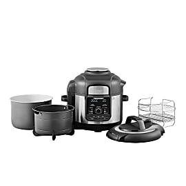 Ninja Foodi MAX 9-in-1 Multi-Cooker 7.5L OP500UK product photo Side New M