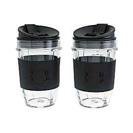 Twin Pack 500ml Cups with Sleeves product photo