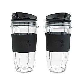 Twin Pack 650ml Cups with Sleeves product photo