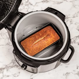 Bake Kit Deluxe  (Circular Pan, Crisper and Loaf​ Tin) product photo Side New M