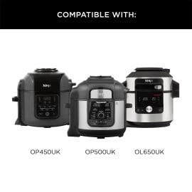 Foodi 2-tier Cooking Rack (OP500UK) product photo Side New M