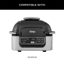 Air Grill Inner Pot (was pan) product photo Side New M