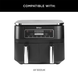 Heissluft-Fritteuse Rack - AF300 Produktbild Side New M