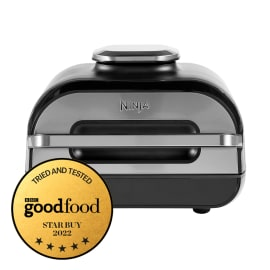 Ninja Foodi MAX Health Grill & Air Fryer AG551UK product photo