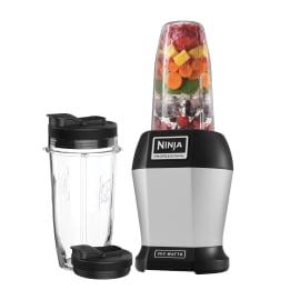 Nutri Ninja Blender & Smoothie Maker 900W - BL450UK - Silver product photo