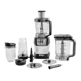 Ninja Kompakt-Küchenmaschine mit Auto-iQ und Nutri Ninja BL490EU2 Produktbild