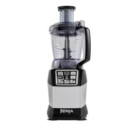 Ninja Kompakt-Küchenmaschine mit Auto-iQ und Nutri Ninja BL490EU2 Produktbild Side New M
