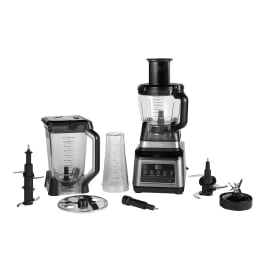 Ninja 3-in-1 Food Processor with Auto-IQ BN800UK product photo Side New M