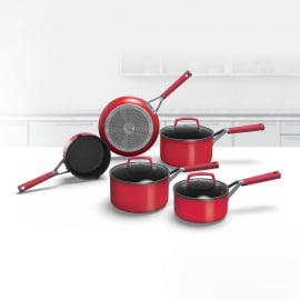Ninja Foodi ZEROSTICK Vivid 5-Piece Pan Set - C25000UK product photo Side New M