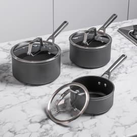Batterie de cuisine Ninja Foodi ZEROSTICK 3 pièces – C33000EU photo du produit Side New M