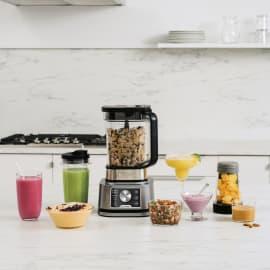 Ninja Foodi 3-in-1 Power Nutri Mixer mit Smart Torque & Auto-iQ 1200 W – CB350EU Produktbild Side New M