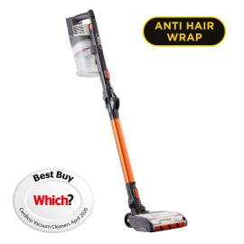 Shark Anti Hair Wrap Cordless Stick Vacuum Cleaner with Flexology and TruePet (Single Battery) IZ201UKB product photo
