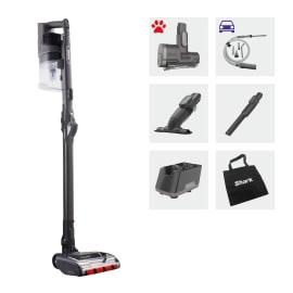 Shark Anti Hair Wrap Cordless Stick Vacuum Cleaner with Flexology and TruePet IZ201UKTDB product photo Side New M