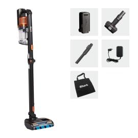 Shark Anti Hair Wrap Cordless Stick Vacuum Cleaner with PowerFins & Flexology [Single Battery] IZ300UK product photo Side New M