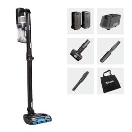 Shark Anti Hair Wrap Cordless Stick Vacuum Cleaner with PowerFins & Flexology [Twin Battery] IZ320UK product photo Side New M