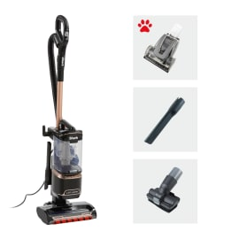 Shark DuoClean Upright Vacuum Cleaner with Lift-Away and TruePet NV702UKT product photo Side New M