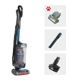 Shark Anti Hair Wrap Upright Vacuum Cleaner with Powered Lift-Away and TruePet NZ850UKT product photo Side New M