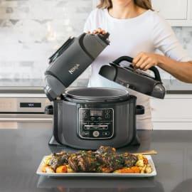 Ninja Foodi Multikocher OP300EU Produktbild Side New M