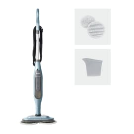 Shark Steam & Scrub Automatic Steam Mop S6002UK product photo Side New M
