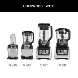 Coffee and Spice Grinder Attachment product photo Side New M