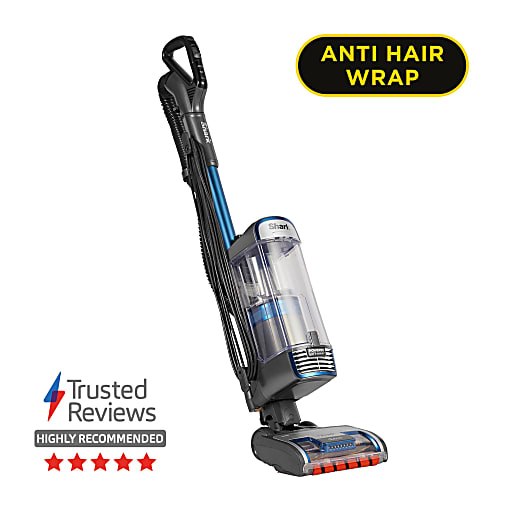 Vacuum Cleaners Shark Anti Hair Wrap Upright Vacuum Cleaner with Powered Lift-Away and TruePet NZ850UKT