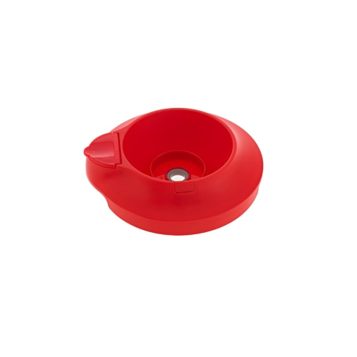 Image of 500ml Splash Guard/ Storage Lid - Red for NJ1002