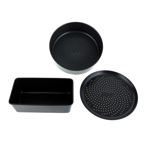 Image of Bake Kit Deluxe (Circular Pan, Crisper and Loaf Tin)
