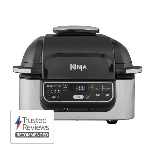Image of Ninja Foodi Health Grill & Air Fryer AG301UK