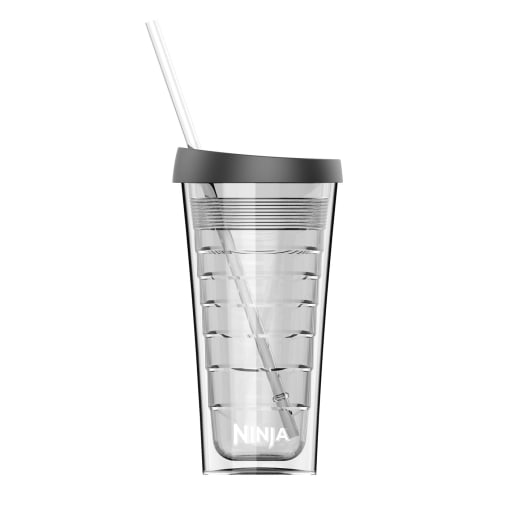 Image of 530ml/18oz Tumbler w/Straw