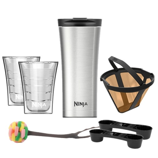 Image of Ninja Coffee Bar Ultimate Coffee Accessory Bundle