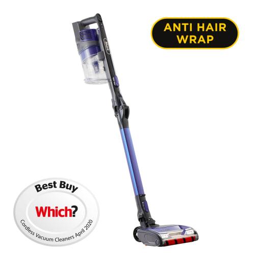 Shark Anti Hair Wrap Cordless Stick Vacuum Cleaner with Flexology (Twin Battery) IZ251UK