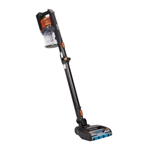 Shark Anti Hair Wrap Cordless Stick Vacuum Cleaner with PowerFins & Flexology [Single Battery] IZ300UKCAR